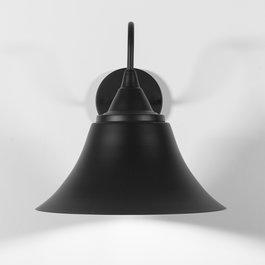 Valott Zwarte Klok Wandlamp – Valott Ampua