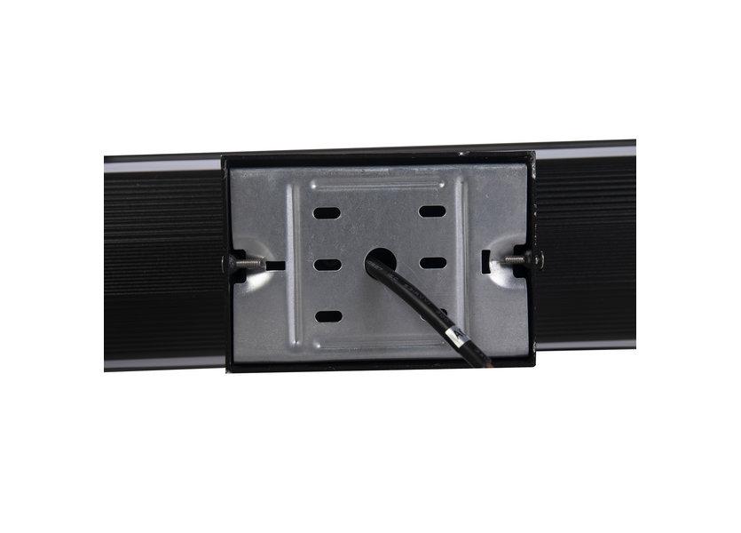 Moderne Buitenwandlamp up down Zwart IP65 incl. LED Wit Licht - Gardenleds Setos
