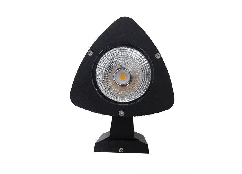 Wandlamp Buiten LED Wit Licht - Gardenleds Setos