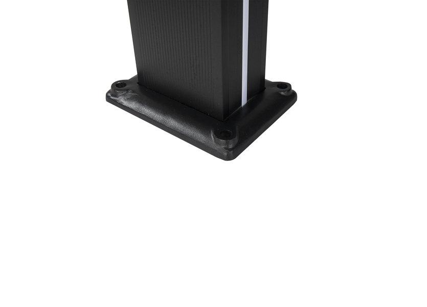 Design Staande Buitenlamp 80 cm IP65 Blauw Licht incl. LED - Garleds Cardo Tuinlamp