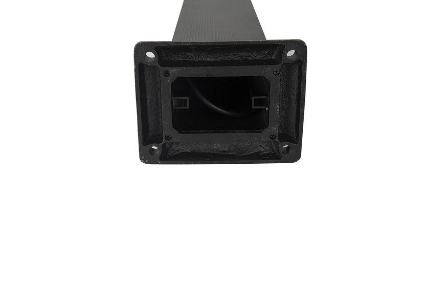 Sokkellamp Buiten LED 80 cm Wit Licht - Gardenleds Cardo
