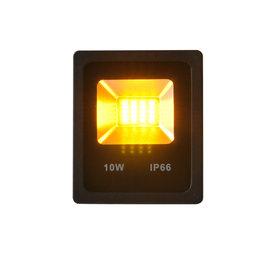 Crius LED Bouwlamp 10 Watt Geel Licht IP65 - Crius