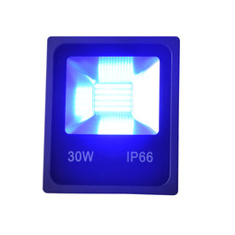 Crius Blauwe LED Bouwlamp 30 Watt - IP66 - Crius