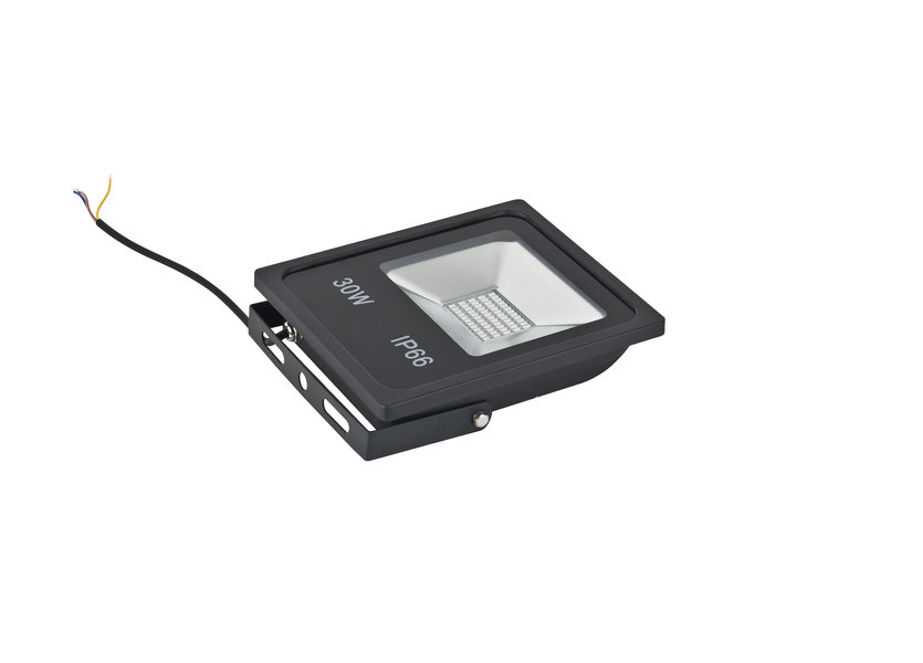 Blauwe LED Bouwlamp 30 Watt - IP66 - Crius