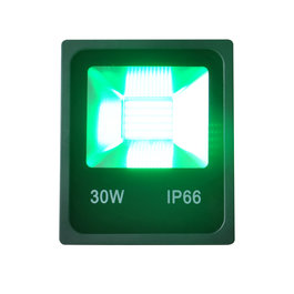 Crius LED Bouwlamp 30 Watt Groen Licht IP65 - Crius