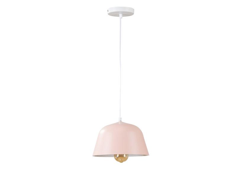 Hanglamp Modern Roze Aluminium - Valott Minttu
