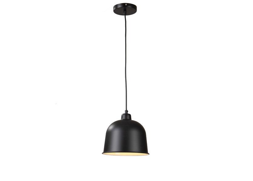 Hanglamp Modern Zwart Rond - Valott Hilla