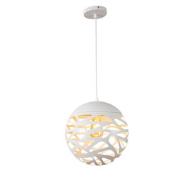 Scaldare Hanglamp Design Witt Rond Metaal - Scaldare Vaggio