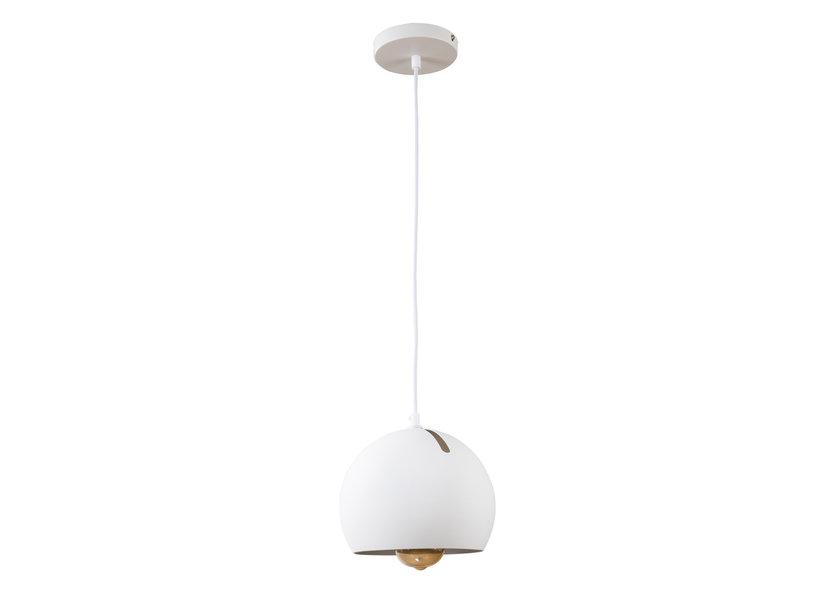 Hanglamp Modern Wit Rond Metaal  - Scaldare Bagni