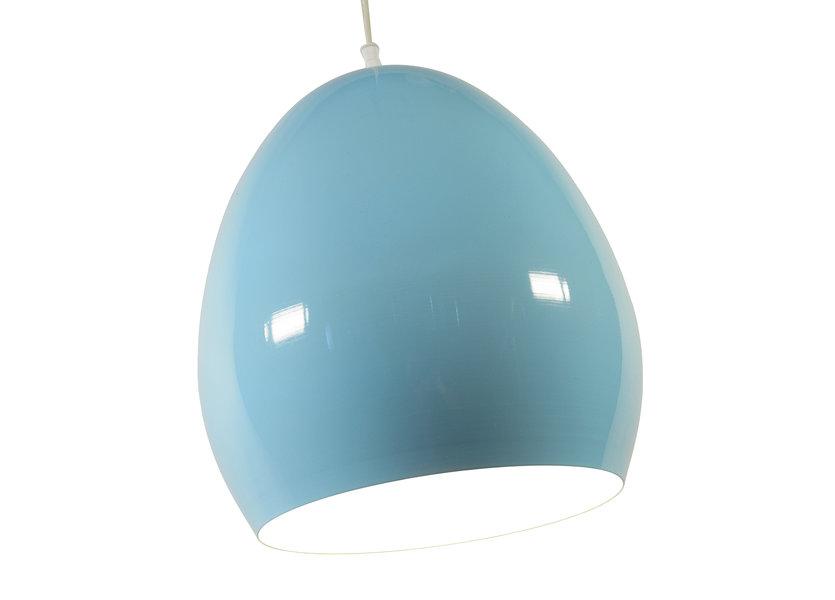 Moderne Blauw Hanglamp - Valott Kirvelia