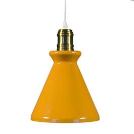 Valott Moderne Oranje Hanglamp - Valott Kapris
