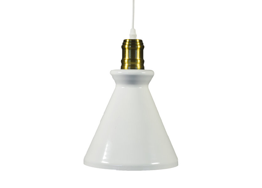 Moderne Witte Hanglamp - Valott Kapris