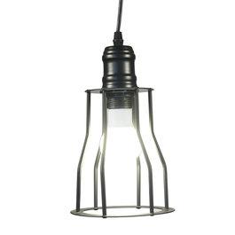 Scaldare Scandinavische Draadhanglamp Zwart - Scaldare Novi
