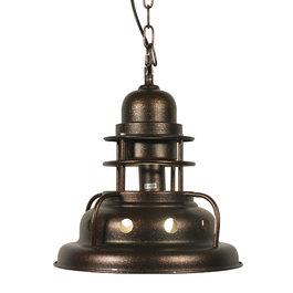 Scaldare Industriële Rode Hanglamp - Scaldare Tovo