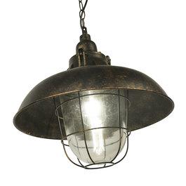 Scaldare Industriële Verweerde Hanglamp - Scaldare Sorso