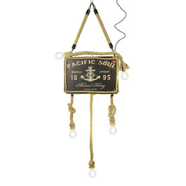 Valott Hanglamp Koffer Vijf Lichtpunten – Valott Linssit