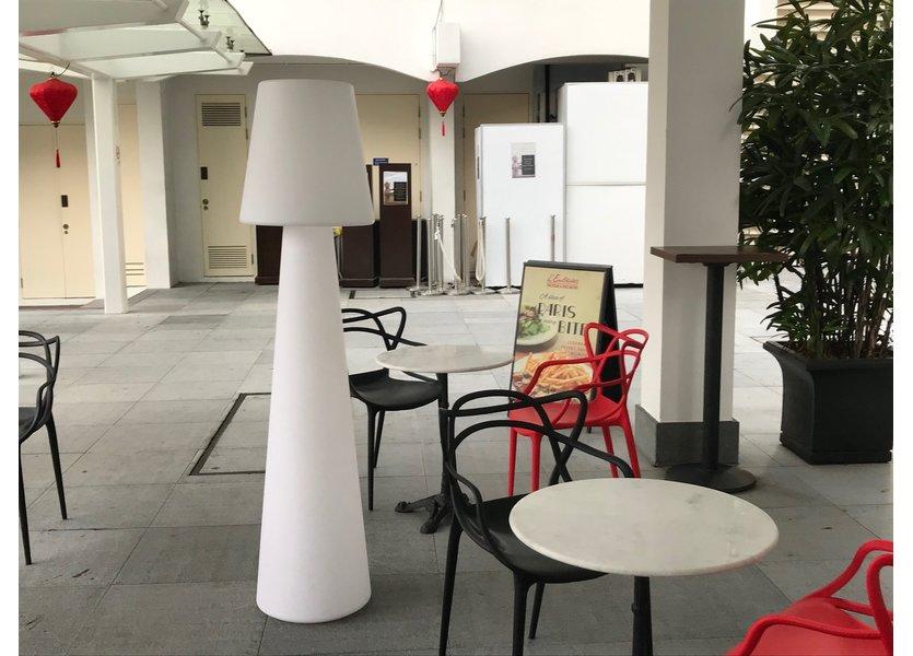 Oplaadbare Lamp 150 cm LED RGB inclusief Afstandsbediening - Funnylighs Jynx