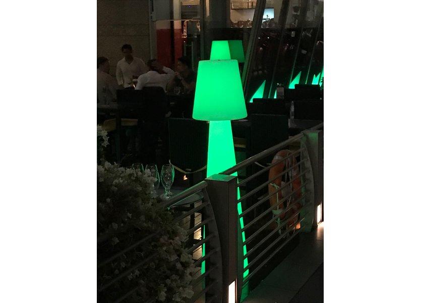 LED RGB Lamp 150 cm + Afstandsbediening - Funnylighs Jynx