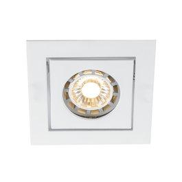 Crius LED Inbouwspot Wit Vierkant - Crius