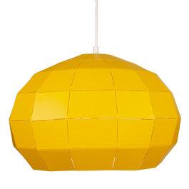 Scaldare Hanglamp Modern Geel Rond Metaal - Scaldare Helmi