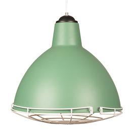 Scaldare Hanglamp Modern Groen Rond Metaal - Scaldare Taceno