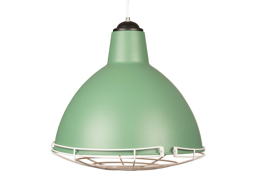 Hanglamp Modern Groen Rond Metaal - Scaldare Taceno