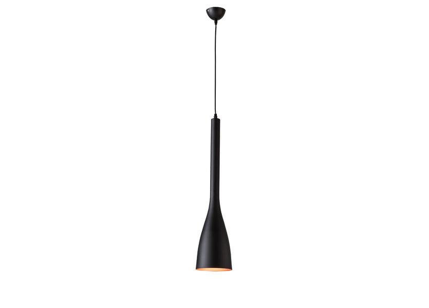 Moderne Zwarte Kegel Hanglamp – Valott Pullo