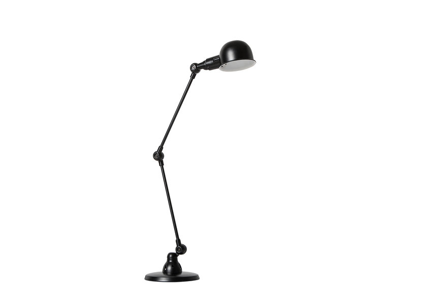 Moderne Zwarte Tafellamp – Valott Kaali