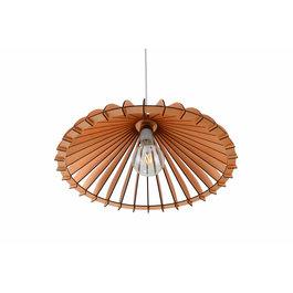 Madera Hanglamp Hout Houtkleur 30 cm - Madera Olmo