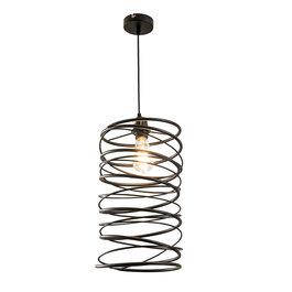 Scaldare Hanglamp Industrieel Zwart Rond 25 cm - Scaldare Alesso