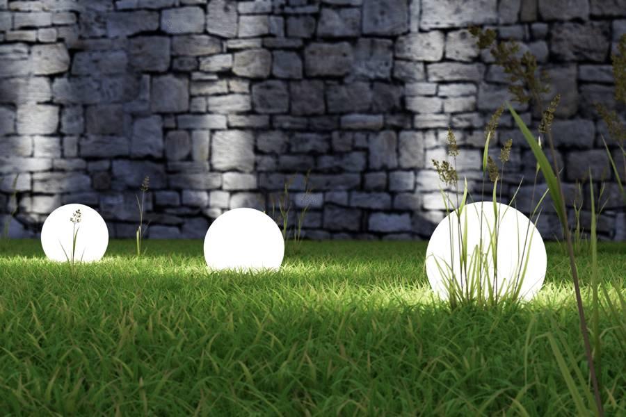 Creëer de perfecte sfeer in uw tuin met oplaadbare verlichting!