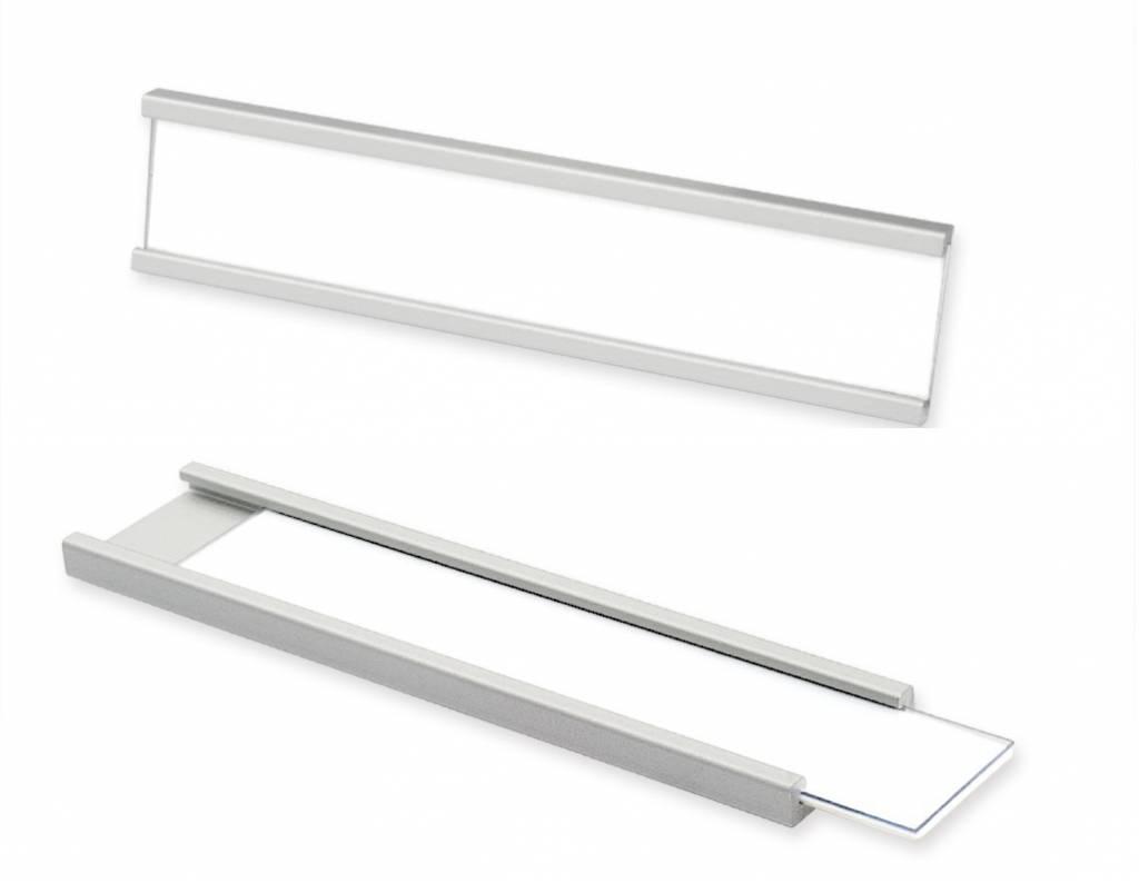 Aluminium Kast Deur Stelling En Plank Profielen In Zilverkleurig Am 21