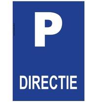 Parkeerplaats Directie bord