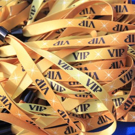 CombiCraft VIP polsbandjes textiel 100 stuks