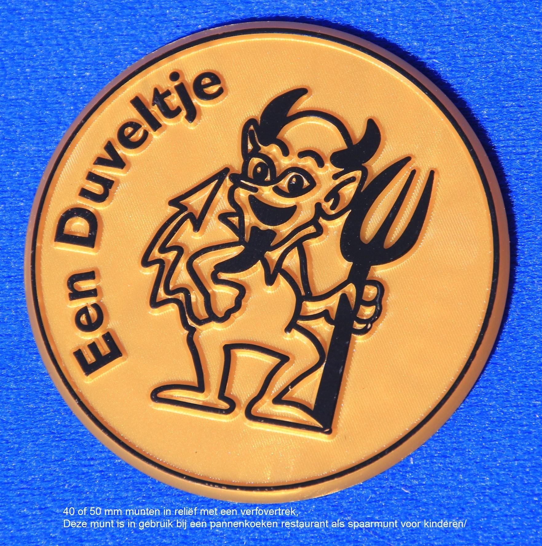 CombiCraft Kunststof Medailles tot 25 cm² in uw ontwerp, prijs per stuk vanaf