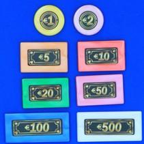Speel geld (set)