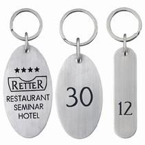 Chasse Hotelsleutelhanger
