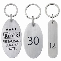 Chasse hotelsleutelhangers