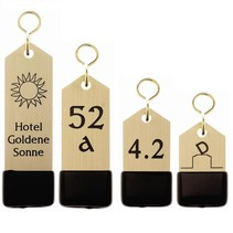 Cascade hotelsleutelhangers