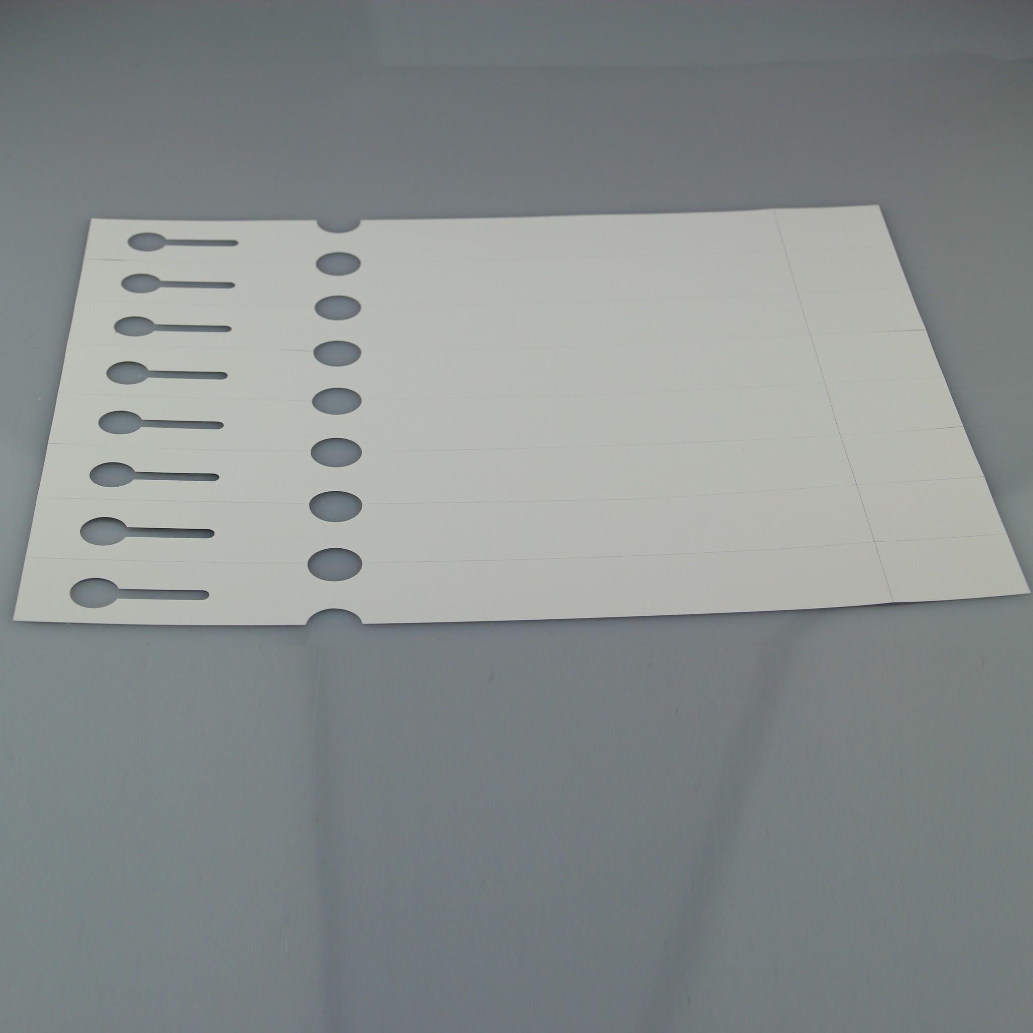 CombiCraft 2000 Sleufetiketten voor de Laserprinter, 8 etiketten per vel, prijs per 2000 sleufetiketten v.a.