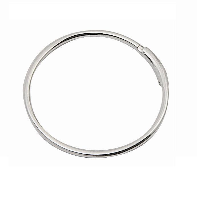 CombiCraft 100 Staaldraad ringen Zilverkleurig