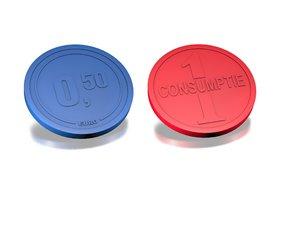 Standaard consumptiemunten