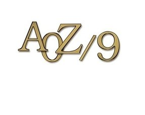 3D cijfers en letters