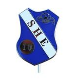 CombiCraft Pins of speldjes naar eigen ontwerp - Geslagen en hoog ingekleurd