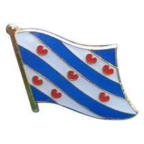 Friese Vlag Pin
