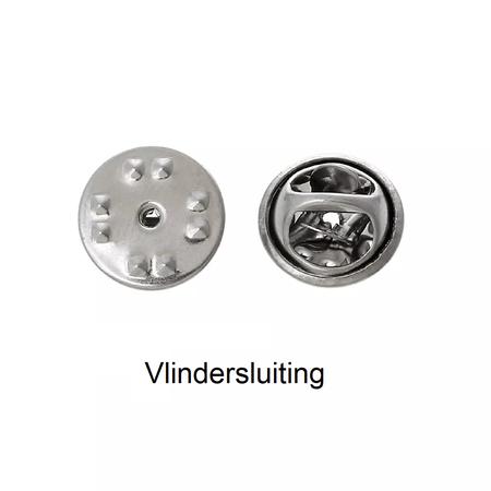 CombiCraft Pins of speldjes naar eigen ontwerp - Full colour bedrukte pins