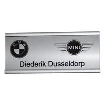 Profiel Aluminium Breed met magneet