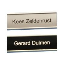 Profiel Aluminium Smal met magneet