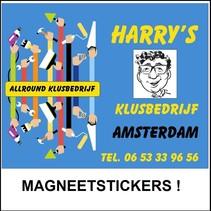 Magneetstickers (voor de auto)