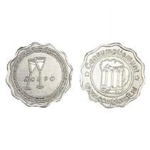 Aluminium munten te huur